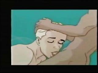 lustige geile karikatur