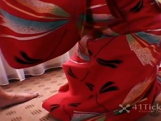 blase mich aina! japanische geisha blowjob (unzensierte jav)