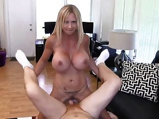 big titty blonde fucking \u0026 saugen
