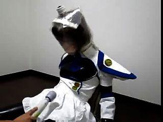 Kigurumi-Atemzug mit Vibrator
