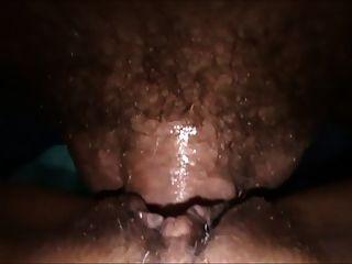 sexy Horney Frau bekommen große Creampie von Ehemann