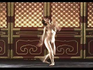 tang jia li nude tanz