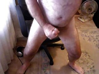 Mein bester Daddybär wichst und Cumming