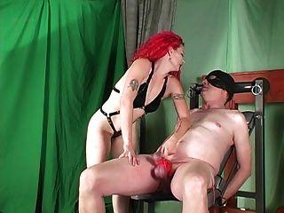 redhead ballbusting Herrin