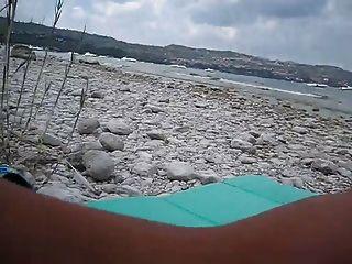inculo in spiaggia