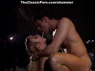 sandig, rebecca lord, rocco siffredi in klassischer pornografie szene