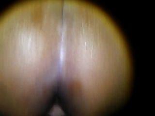 Pussy fuck meine Frau mit Daumen in hur ass als anal fuck