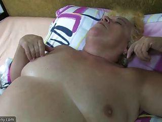 fette bbw granny haben Sex mit mollig reifen und strap auf hart