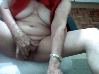 brasilianische Oma 62 Jahre alt solo