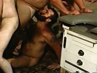 Bären Lager Sex Party mit Bill Adams voller Film