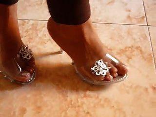 sexy Füße und High Heels 33