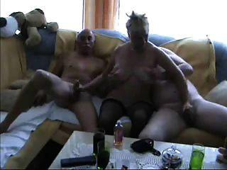 bisex trio