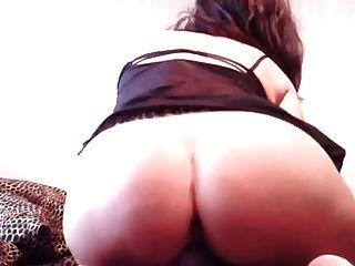 heiße russische milf fuck pussy und arsch von dildo