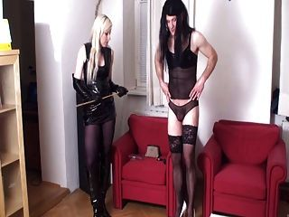 feminisierung, sissy, crossdressing