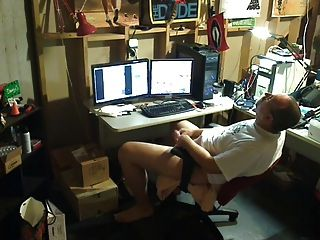 Str8 Daddy Spiel im Keller