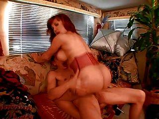 milf sexy vanessa wird im trailer park analysiert anal latina