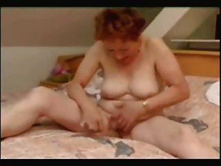 super! große Masturbation meiner alten Hündin!
