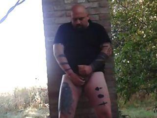 str8 böse in seinem yard