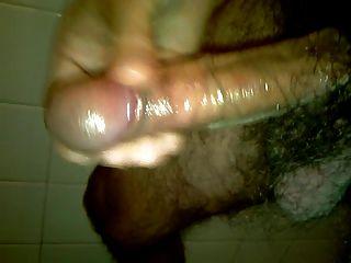 viel Sperma wichsen Melken meinen heißen Schwanz geölt