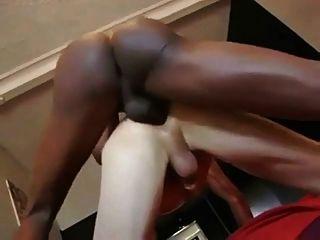 fucking white guy von der Arbeit