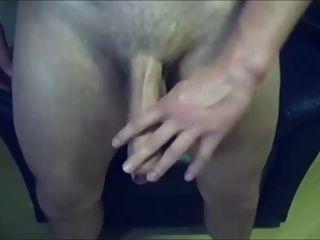 Hot Dick mit langer Vorhaut