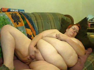 bbw Morgen Orgasmus