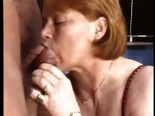 deutsche klassische Orgie