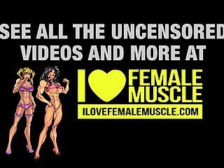 riesige weibliche bodybuilder brigita brezovac heiße weibliche muskel