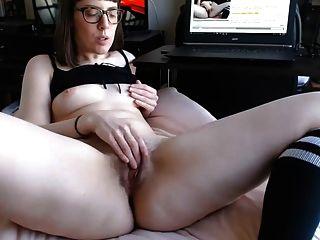 sexy Hüften und eine hübsche Pussy
