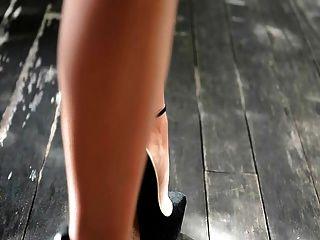 hohe High Heels