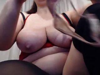 big ass milf spielt mit ihrer pussy, struts