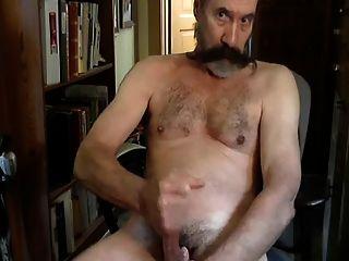 sexy Daddy Bär Jacking es für Sie