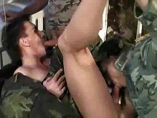 militärische medizinische Untersuchung