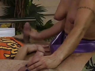 milchtitten melken doppelte penetration