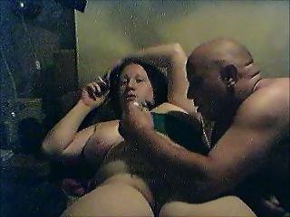 ein echtes Paar im bbc Lebensstil 4