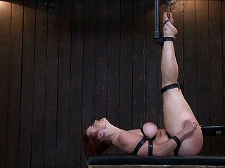 Redhead in Bondage 2
