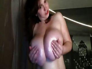 webcams 2014 monolithische rumänische titten 1: lotion show