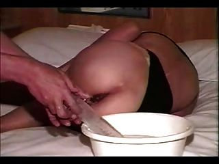 zensierte maskierte Frau liebt große ein pt2