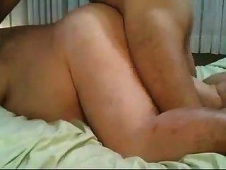 Chubby-Opa von hinten gefickt
