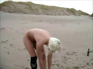 ein Tag am Strand