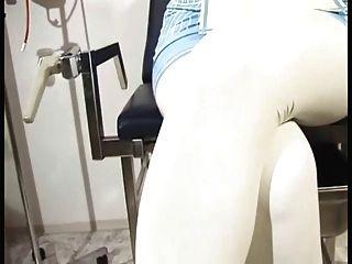 Schlampe Latex Gummi Krankenschwester \u0026 ihre Magie Spielzeug