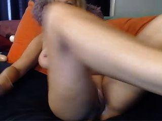 Webcam busty 47 Jahre alte Schlampe mit großer Pussy necken, # 2