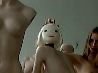 Nacktbühnenleistung 9 menschliche Erkundung