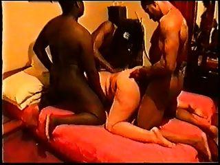 schwarze Hahn Hure pt 1