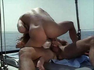 Sex auf einem Boot