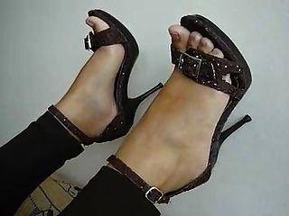 sexy Füße und High Heels 26