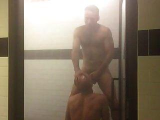 str8 bj in der sauna