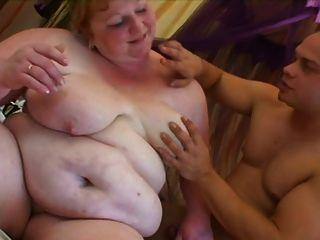 3 schön dicke Damen