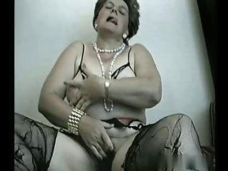 Sexy Bild der reifen Beine have will own