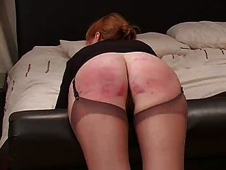 freiwilliger caning für miss smith